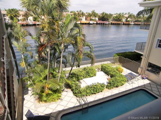 2600 S Ocean Dr S312, Hollywood, FL 33019 (MLS #A10772175) :: Green Realty Properties