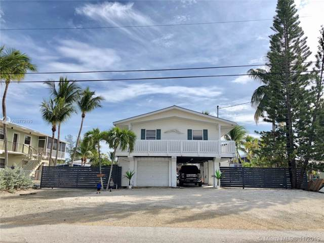 1034 Adams Dr, Key Largo, FL 33037 (MLS #A10772193) :: Berkshire Hathaway HomeServices EWM Realty