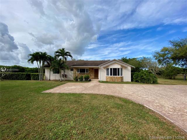 37390 SW 212th Ave, Homestead, FL 33034 (MLS #A10772350) :: The Jack Coden Group