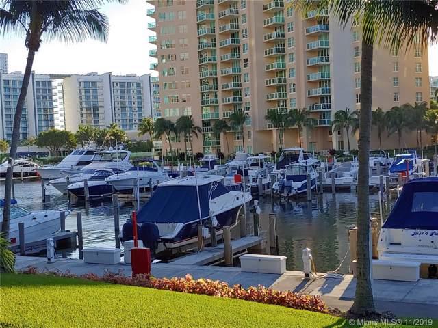 3370 Hidden Bay Dr #801, Aventura, FL 33180 (MLS #A10772356) :: The Paiz Group