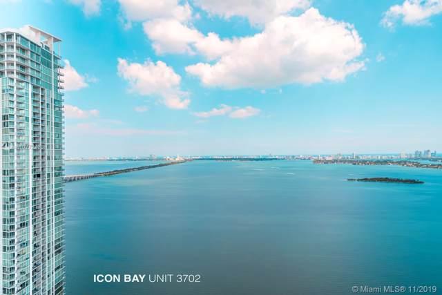 460 NE 28th St #3702, Miami, FL 33137 (MLS #A10772433) :: Berkshire Hathaway HomeServices EWM Realty