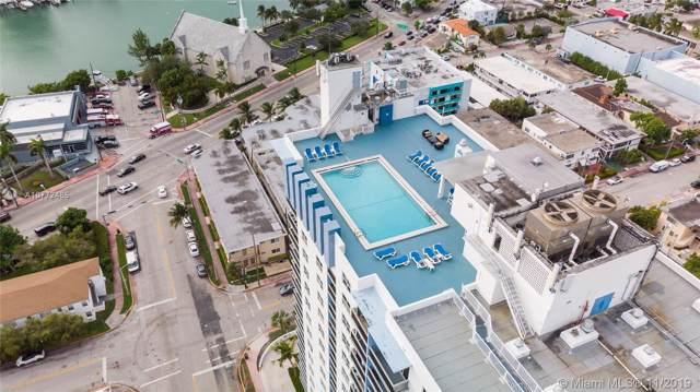 401 69th St #604, Miami Beach, FL 33141 (MLS #A10772485) :: Green Realty Properties