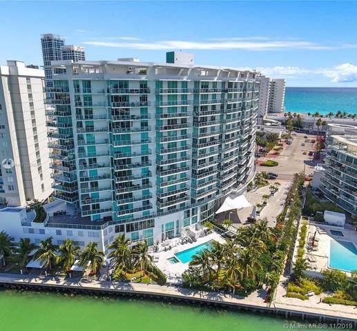 6700 Indian Creek Dr #402, Miami Beach, FL 33141 (MLS #A10772510) :: The Kurz Team