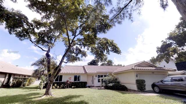 179 NW 104th Ave, Coral Springs, FL 33071 (MLS #A10772567) :: Grove Properties