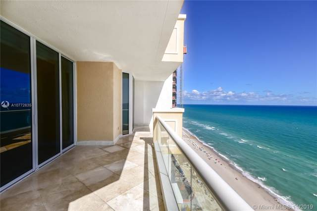 17875 Collins Ave #2802, Sunny Isles Beach, FL 33160 (MLS #A10772635) :: The Riley Smith Group