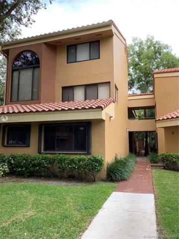 15579 N Miami Lakeway N #109, Miami Lakes, FL 33014 (MLS #A10772713) :: Prestige Realty Group