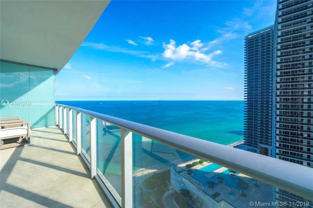 4111 S Ocean Dr #2307, Hollywood, FL 33019 (MLS #A10772743) :: ONE Sotheby's International Realty