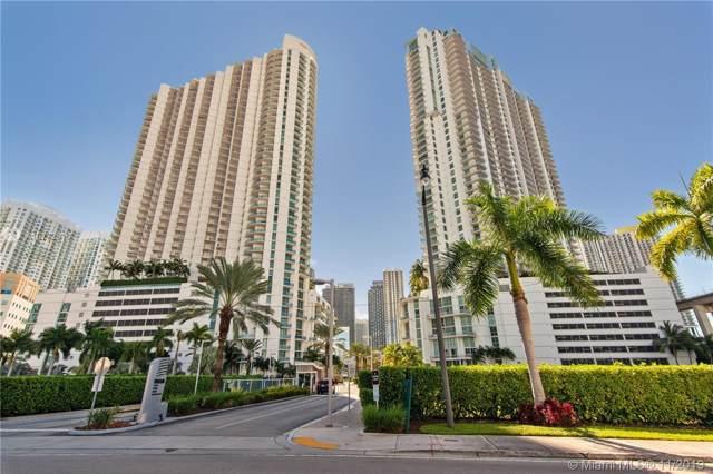 90 SW 3rd St #4410, Miami, FL 33130 (MLS #A10772816) :: The Adrian Foley Group