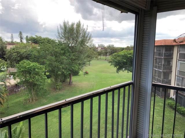 6100 S Falls Circle Dr #412, Lauderhill, FL 33319 (MLS #A10772862) :: Green Realty Properties