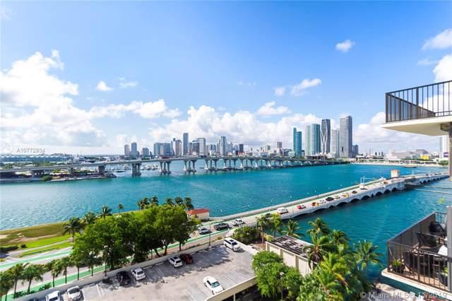 801 N Venetian Dr #1002, Miami, FL 33139 (MLS #A10772934) :: Grove Properties