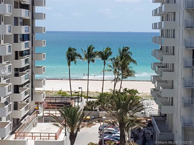 5700 Collins Ave 8A, Miami Beach, FL 33140 (MLS #A10773001) :: RE/MAX Presidential Real Estate Group