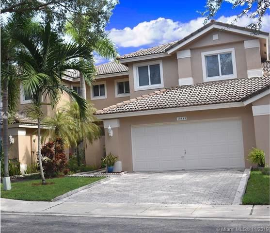 15849 SW 12th St #15849, Pembroke Pines, FL 33027 (#A10773008) :: Keller Williams Vero Beach