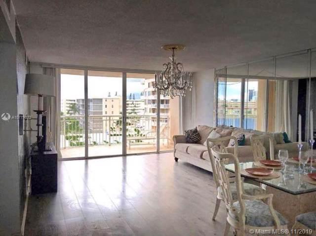 18081 Biscayne Blvd #501, Aventura, FL 33160 (MLS #A10773022) :: RE/MAX Presidential Real Estate Group
