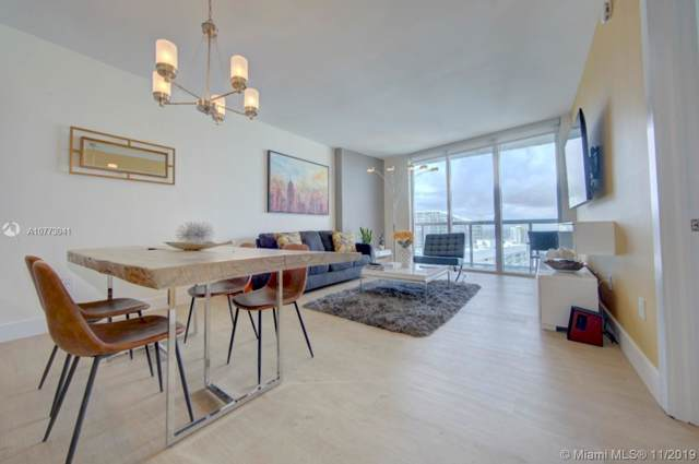 485 Brickell Ave #4606, Miami, FL 33131 (MLS #A10773041) :: The Teri Arbogast Team at Keller Williams Partners SW
