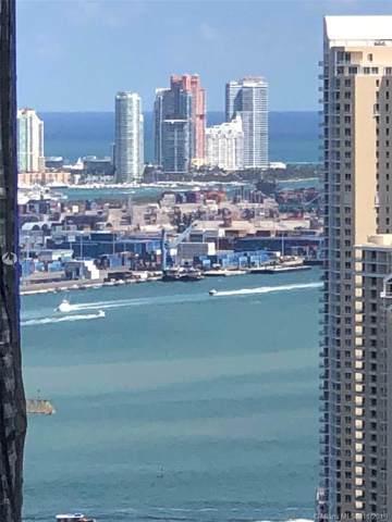 90 SW 3rd St #4401, Miami, FL 33130 (MLS #A10773050) :: The Adrian Foley Group