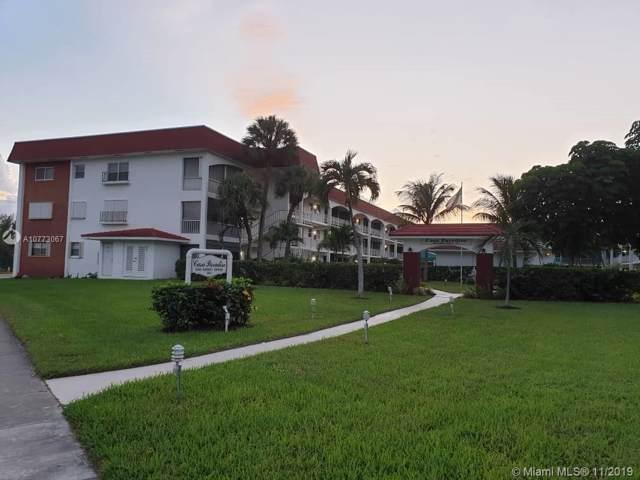580 Egret Dr. #317, Hallandale, FL 33009 (MLS #A10773067) :: RE/MAX Presidential Real Estate Group
