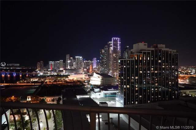 1750 N Bayshore Dr #2512, Miami, FL 33132 (MLS #A10773088) :: Laurie Finkelstein Reader Team