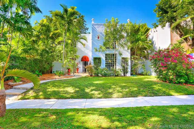 3370 Crystal Ct, Coconut Grove, FL 33133 (MLS #A10773102) :: The Adrian Foley Group