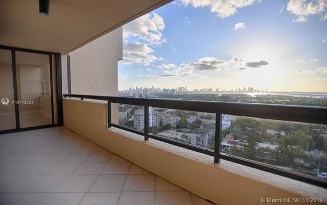 2555 Collins Ave #2308, Miami Beach, FL 33140 (MLS #A10773121) :: United Realty Group