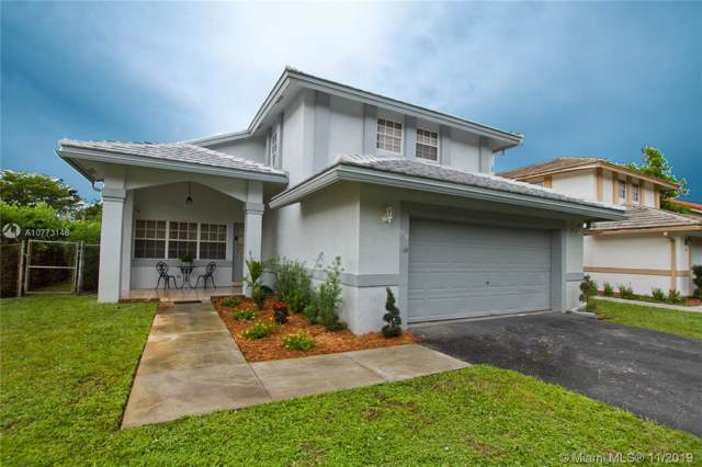 1718 NW 97 Ave, Coral Springs, FL 33071 (#A10773146) :: Dalton Wade
