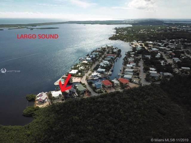 562 Avenue A, Other City - Keys/Islands/Caribbean, FL 33037 (#A10773165) :: Real Estate Authority