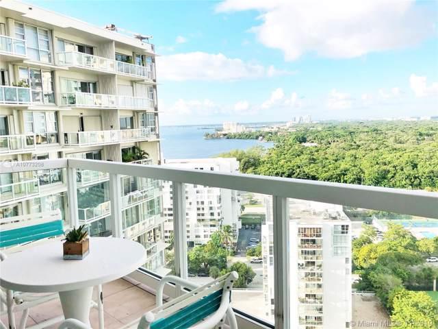 2451 Brickell Ave 20L, Miami, FL 33129 (MLS #A10773208) :: Castelli Real Estate Services