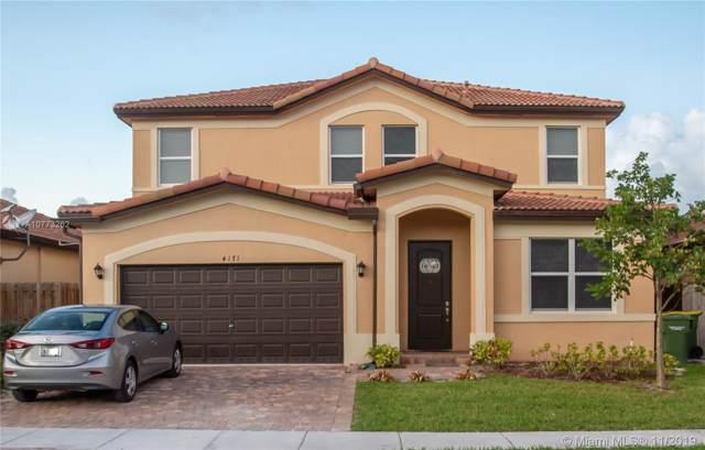 4171 NE 20th St, Homestead, FL 33033 (MLS #A10773262) :: Albert Garcia Team