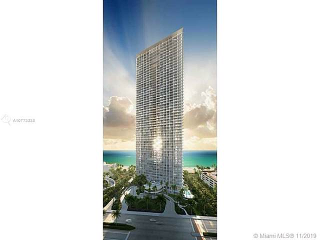 16901 Collins Ave 1201 **BONUS**, Sunny Isles Beach, FL 33160 (MLS #A10773338) :: The Paiz Group