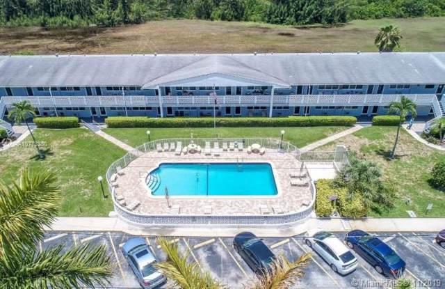 600 Layne Blvd #106, Hallandale, FL 33009 (MLS #A10773380) :: Grove Properties