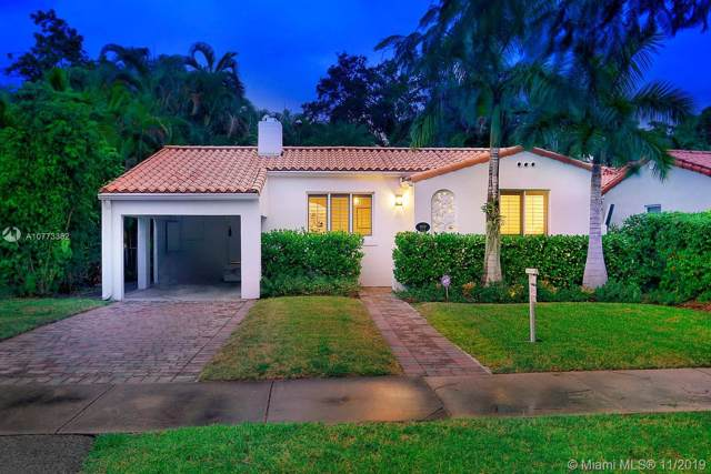 109 Camilo Ave, Coral Gables, FL 33134 (MLS #A10773382) :: The Adrian Foley Group