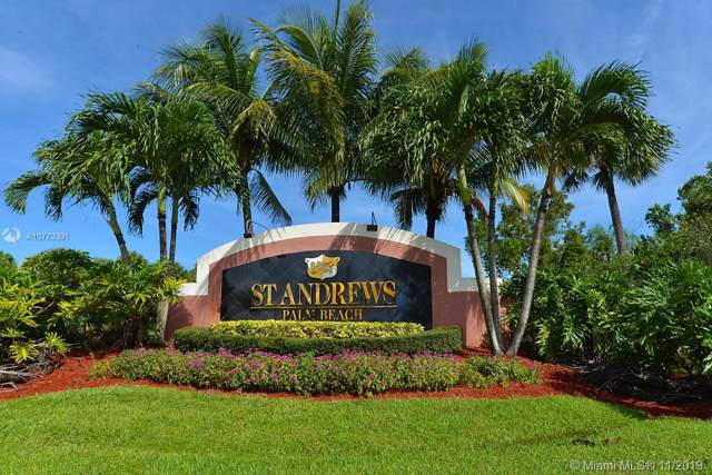 1174 Lake Terry Dr N, West Palm Beach, FL 33411 (MLS #A10773391) :: GK Realty Group LLC