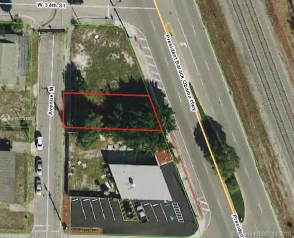 3325 President Barack Obama Hwy, Riviera Beach, FL 33404 (MLS #A10773480) :: GK Realty Group LLC