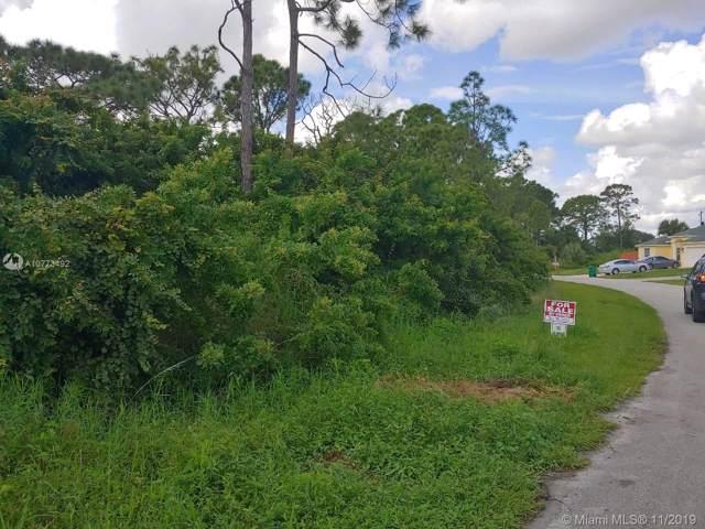 217 SW Milburn Circle, Port Saint Lucie, FL 34953 (MLS #A10773492) :: The Paiz Group