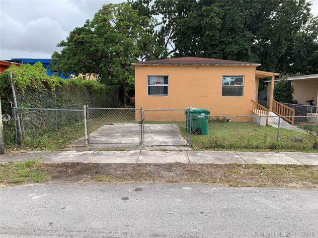 1812 NW 64th St, Miami, FL 33147 (MLS #A10773506) :: The Jack Coden Group