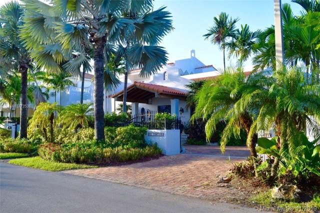 601 S Mashta, Key Biscayne, FL 33149 (MLS #A10773538) :: The Adrian Foley Group