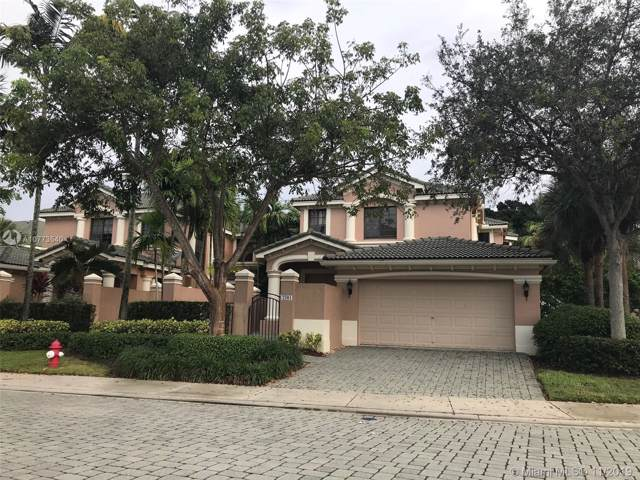 2701 Center Ct Dr 2-14, Weston, FL 33332 (#A10773540) :: Real Estate Authority