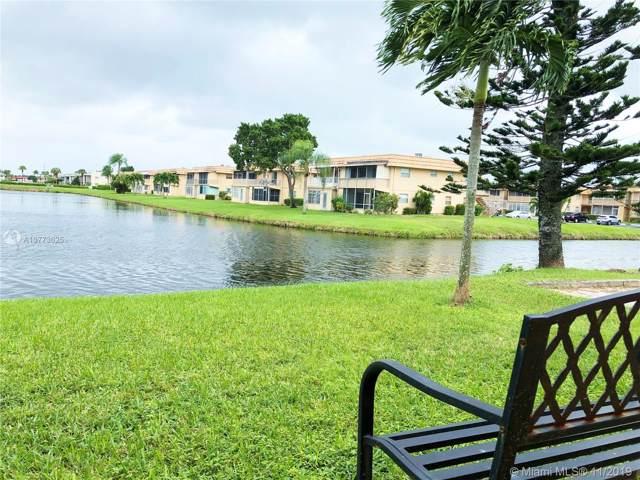 576 Saxony L #576, Delray Beach, FL 33446 (MLS #A10773625) :: GK Realty Group LLC