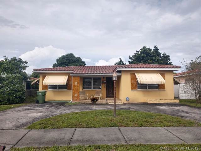 245 W 30th St, Hialeah, FL 33012 (MLS #A10773650) :: The Jack Coden Group