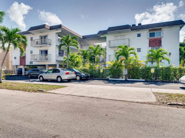 1840 Dewey St #207, Hollywood, FL 33020 (MLS #A10773736) :: Castelli Real Estate Services
