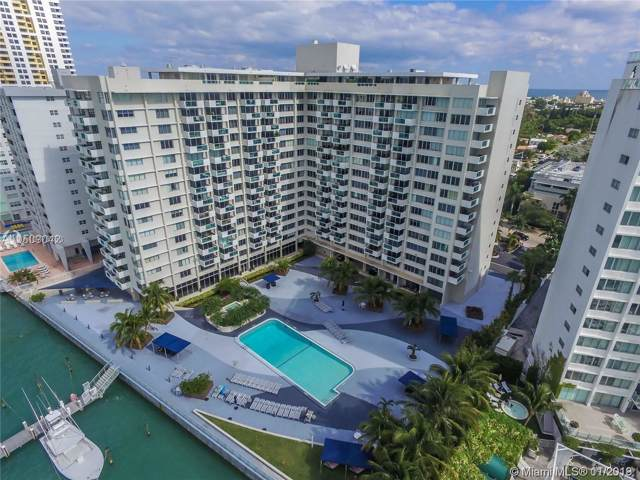 1200 West Ave #919, Miami Beach, FL 33139 (MLS #A10773753) :: Green Realty Properties
