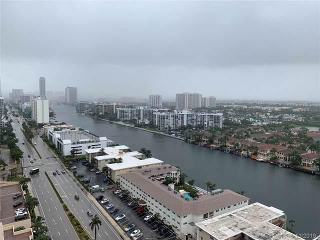2101 S Ocean Dr #2206, Hollywood, FL 33019 (MLS #A10773769) :: Green Realty Properties