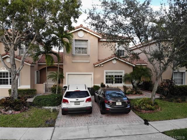 130 NW Way #589, Pembroke Pines, FL 33028 (MLS #A10773809) :: Grove Properties
