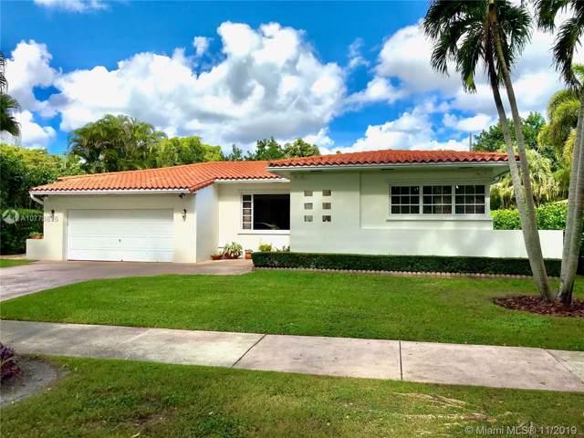 621 Escobar Ave, Coral Gables, FL 33134 (MLS #A10773836) :: Albert Garcia Team