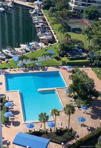 600 Three Islands Blvd #1405, Hallandale, FL 33009 (MLS #A10773922) :: RE/MAX Presidential Real Estate Group