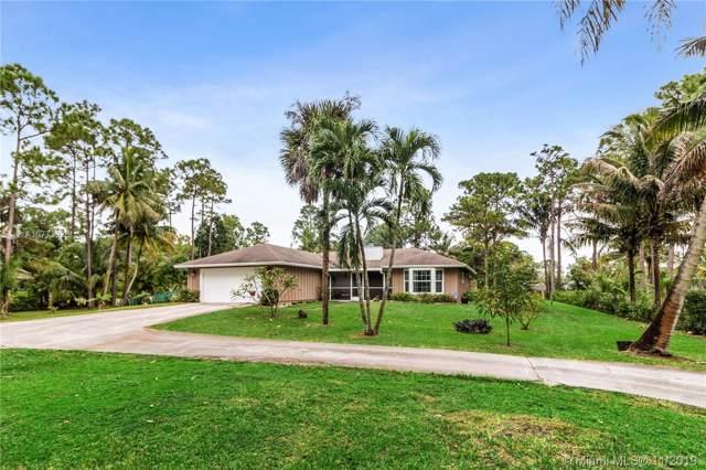 11885 52nd Rd N, West Palm Beach, FL 33411 (MLS #A10773926) :: Grove Properties