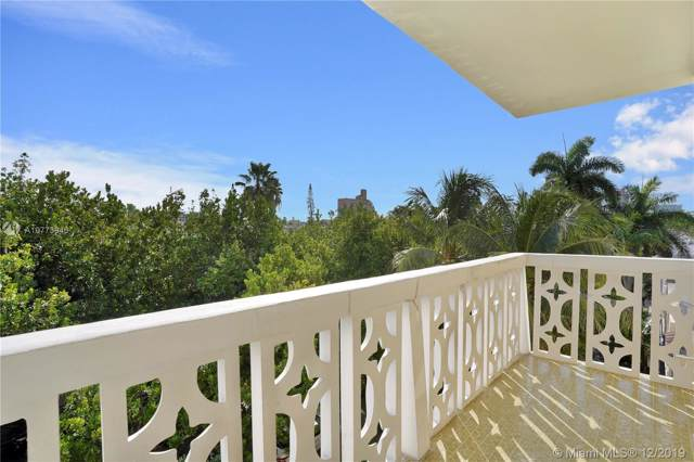 1020 Meridian Ave #404, Miami Beach, FL 33139 (MLS #A10773946) :: The Teri Arbogast Team at Keller Williams Partners SW