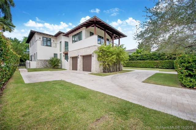 141 Rosales Ct, Coral Gables, FL 33143 (MLS #A10773948) :: The Riley Smith Group