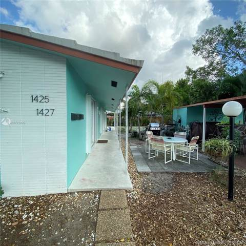 1425 NE 22nd St, Wilton Manors, FL 33305 (MLS #A10773999) :: The Howland Group