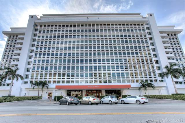 700 Biltmore Way #205, Coral Gables, FL 33134 (MLS #A10774048) :: The Adrian Foley Group