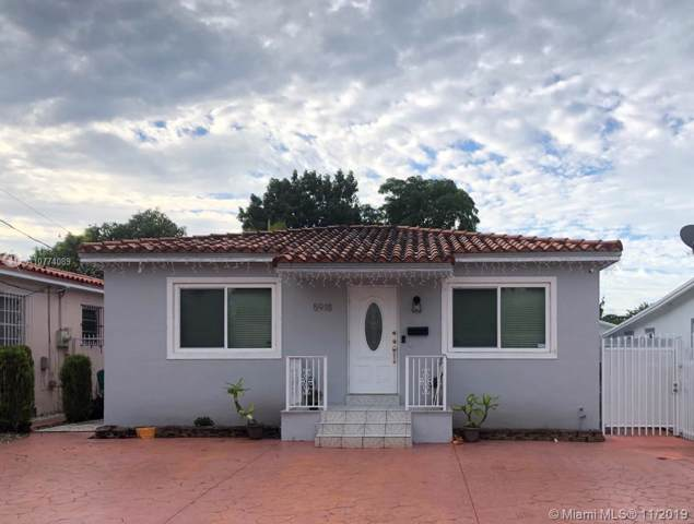 5918 SW 4 St, Miami, FL 33144 (MLS #A10774089) :: Berkshire Hathaway HomeServices EWM Realty